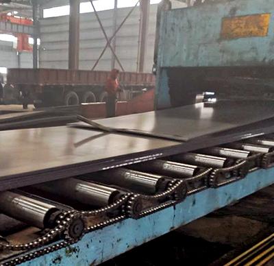 钢材加工服务