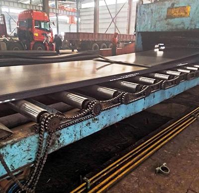 黑龙江钢材加工服务